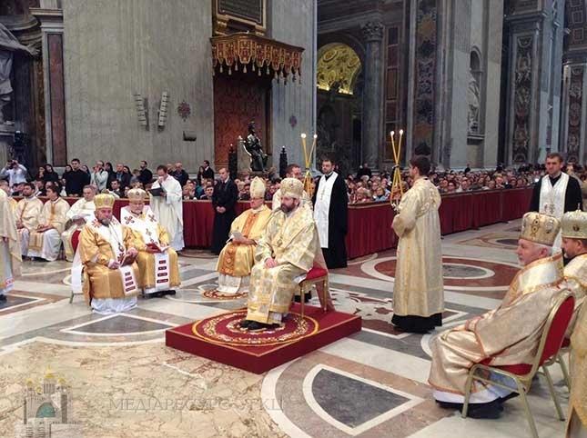 Блаженіший-Святослав-у-Римі
