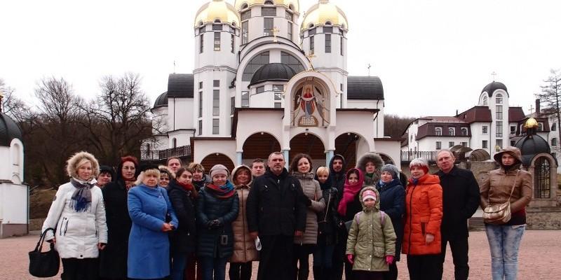 Прочани відвідали Зарваницю та Кам'янець-Подільський