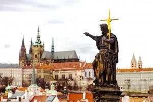 Паломництво - Прага