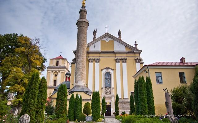 Кам'янець-Подільський, костел