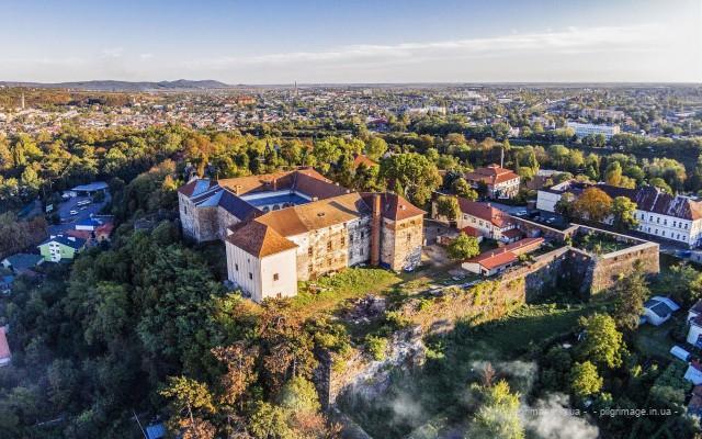 ужгород замок