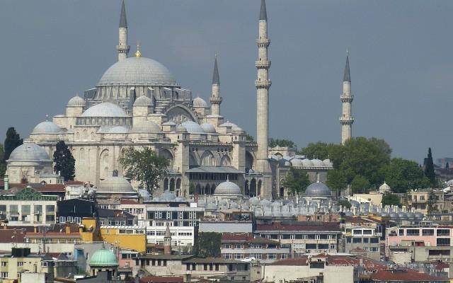 1 голуба мечеть
