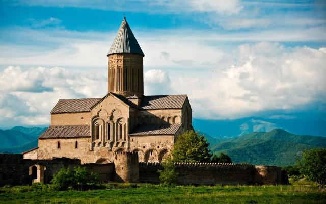 Кафедральний собор «Алаверди».