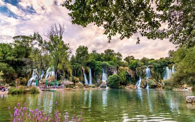 водоспад Кравіца 1