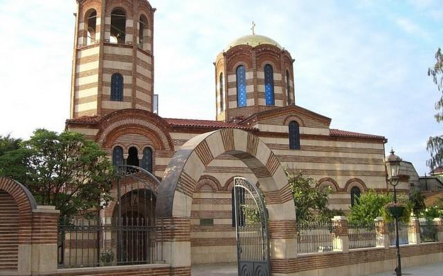 церква св.Миколая в Батумі