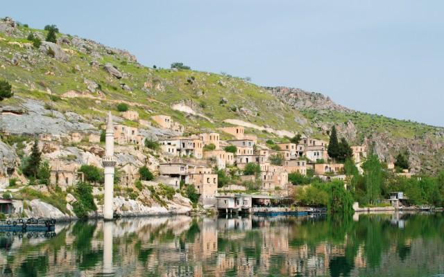 затоплене місто Халфеті (7)