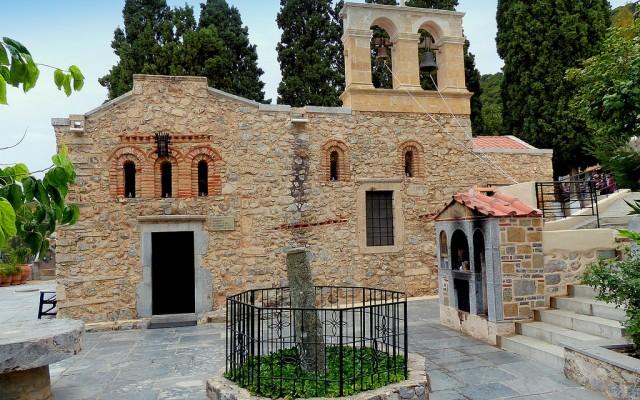 монастиря Кардіотісса