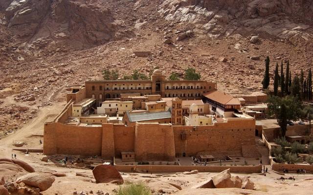монастир катерини